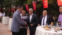 ALI YERLIKAYA - Gaziantep Protokolü Bayramlaştı