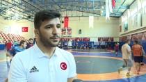 AVRUPA ŞAMPİYONU - 'Güreş Fazla İlgi Görmüyor'