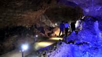 ABDULLAH KıLıÇ - İncesu Mağarası Ziyaretçilerini Büyülüyor
