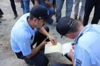 SULTANGAZİ BELEDİYESİ - İzinsiz Yerlerde Kurban Kesimi Yapanlara Ceza Yağdı
