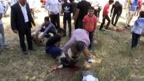 ERCAN TURAN - Kalecik Mahallesi'nde Kurban Eti Almayan Kalmadı