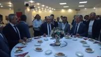 MEHMET ALI ŞAHIN - Karabük Protokolü Bayramlaşma Töreninde Bir Araya Geldi