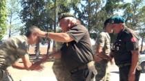 KUZEY KIBRIS - KKTC'de Mehmetçik Bayramda Görev Başında