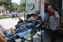 ACEMİ KASAP - Konya'da Acemi Kasaplar İş Başında