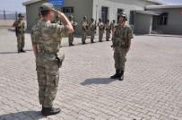 PIYADE - Mehmetçik, Kurban Bayramı'na Kars-Ermenistan Sınırında Girdi