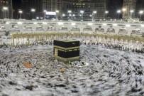 ARAFAT - Milyonlarca Müslüman Mina'da Şeytan Taşladı
