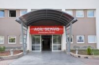 ACEMİ KASAP - Nevşehir'de 60 Acemi Kasap Soluğu Acil Serviste Aldı