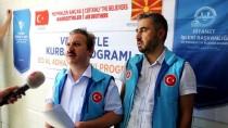 ÜSKÜP - TDV'den Makedonya'da Kurban Bağışı