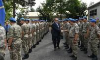 DEVLET KORUMASI - Trabzon Protokolü Şehitliği Ziyaret Etti
