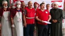İÇ SAVAŞ - Türk Kızılayından Lübnan'da Kurban Bağışı