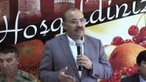 Vali Ustaoğlu, Güvenlik Güçleriyle Bayramlaştı