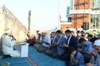 BAYRAM NAMAZI - Yenilenen Gedik Namazgah Alanında Bayram Coşkusu