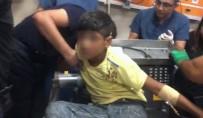 11 Yaşındaki Çocuk Et Kıyma Makinesine Kolunu Kaptırdı
