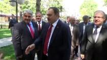 AFYONKARAHİSAR VALİLİĞİ - Afyonkarahisar Protokolü Bayramlaştı