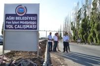Ağrı'da Yeni Bulvar Trafiğe Açıldı