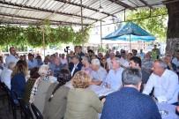 AK Parti Grup Başkanvekili Bülent Turan Hemşehrileriyle Bayramlaştı