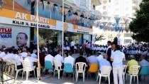 AK Parti Kilis Teşkilatı'nda Bayramlaşma