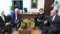 BAYRAM ZİYARETİ - AK Parti'ye Siyasi Partilerden Bayram Ziyareti