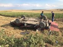 ÇAYıRBAŞı - Atıntaş'ta Trafik Kazası Açıklaması 1 Yaralı