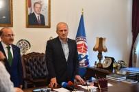 TRABZON VALİSİ - Bakan Turhan Açıklaması 'Ülkemiz Çok Kritik Günlerden Geçiyor'