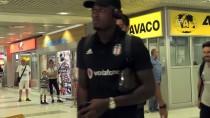 MUSTAFA PEKTEMEK - Beşiktaş Kafilesi Sırbistan'a Geldi