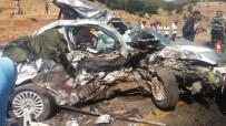 Bingöl'de Feci Kaza Açıklaması 5 Ölü, 10 Yaralı