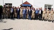 MEHMET EMIN ŞIMŞEK - Bulanık'ta Bayramlaşma Programı