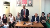 ENGİN ÖZKOÇ - CHP Grup Başkanvekili Özkoç, Sakarya'da Partililerle Bayramlaştı
