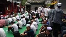 BAYRAM NAMAZI - Çin'de Kurban Bayramı