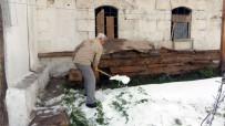 Dolu, Ardahan'ı Beyaza Bürüdü