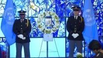 GUTERRES - Eski BM Genel Sekreteri Annan BM'de Anıldı