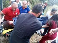 Gümüşhane'de Otobüsün Altında Sıkışan Kadın Hayatını Kaybetti