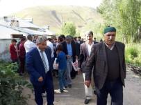 AYRANCıLAR - İran Sınırında Geleneksel Bayramlaşma