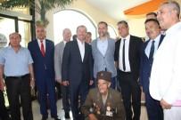 HACI BAYRAM TÜRKOĞLU - İskenderun'da Protokol Halk İle Bayramlaştı