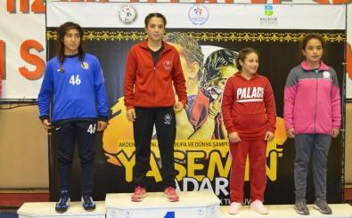 Kepsutlu Genç Güreşçinin Hedefi Olimpiyatlar