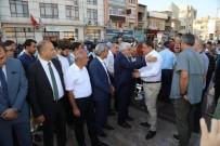 KİLİS VALİSİ - Kilis'te Kent Bayramlaşması Yapıldı