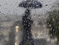 Meteoroloji'den 3 ilde yağış uyarısı
