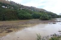 Şiddetli Yağış Sera Gölü'nü Çöp Ve Çamurla Kapladı
