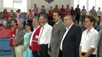 MEZHEP - Türk Kızılayından Arnavutluk'a Kurban Bağışı