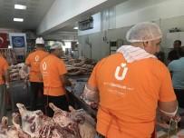 SELIMIYE - Üsküdar Belediyesinden 3 Bin İhtiyaç Sahibi Aileye Kurban Eti