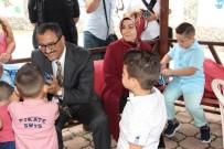 BAYRAM HEDİYESİ - Vali Sarıfakıoğulları'ndan Anlamlı Bayram Ziyaretleri