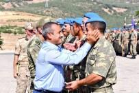 Vali Sonel Ve Korgeneral Erbaş, Komandolarla Bayramlaştı