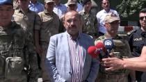 Vali Ustaoğlu Güvenlik Güçlerinin Bayramını Kutladı
