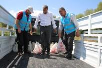 MÜFTÜ VEKİLİ - Varto'da 150 Kişiye Kurban Eti Dağıtıldı