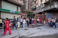 TRİNİDAD VE TOBAGO - Venezuela 7.3 ile sallandı