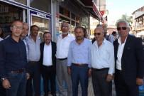 AK Parti Giresun  Milletvekili Öztürk'ten  Bayram Ziyaretleri