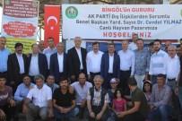 AK Parti'li Yılmaz, '2023 Ve Sonraki Hedeflerimizi Birer Birer Gerçekleştireceğiz'