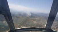 Bartın'da Ormanlık Alanda Yangın Çıktı