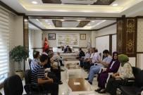 Başkan Kayacan Vatandaşlarla Bayramlaştı