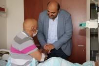 YÜKSEL KARADAĞ - Bayramda Aziziye'de Şehit Yakınları Ve Hastalar Unutulmadı